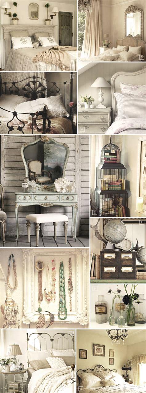 Vintage Bedroom Decor Accessories And Ideas  Home Tree Atlas