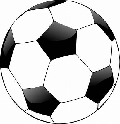 Soccer Ball Football Sport Vector Graphic Pixabay