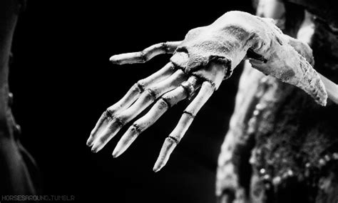Scary Gif Black And White Creepy Horror Hand Dark