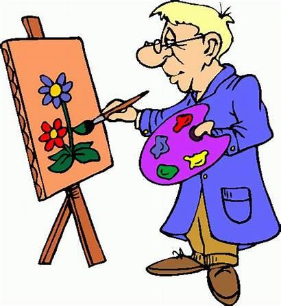 Clipart Artist Clip Painting Powerpoint Advertisement