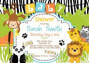 Safari Themed Baby Shower For Limited Budget FREE