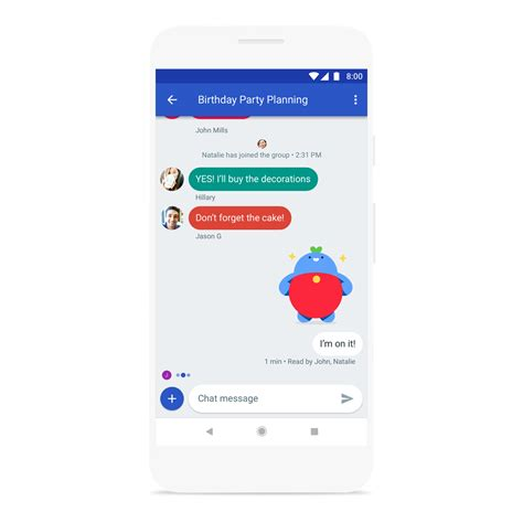 chat android google app messages rcs messaging preview called future sms verge gsmarena andriod thecanadiantechie file groupchat carrier