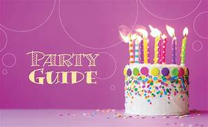 Party Guide Augusta Family Magazine