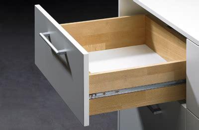caisson tiroir bureau comment changer des coulisses de tiroir le montage du
