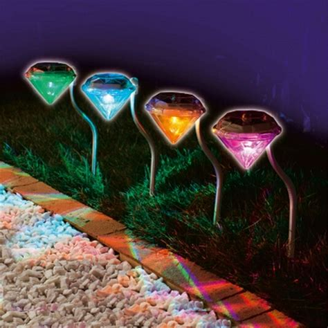 decorative solar yard lights aliexpress com buy stainless solar lawn light for garden
