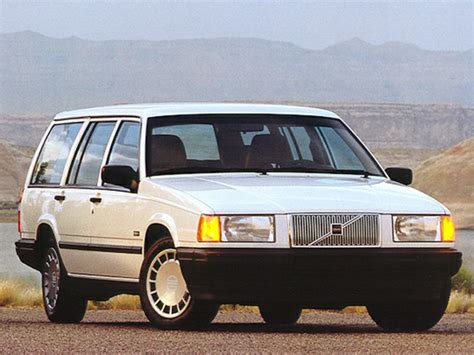 1994 Volvo 940 Wagon by 1994 Volvo 940 Overview Cars