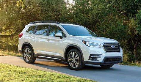 subaru ascent 2020 all that is worth getting from the 2020 subaru ascent