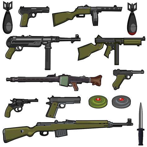 Guns WWII   OpenGameArt.org