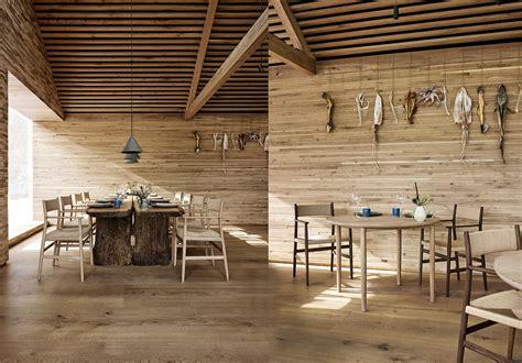 Bespoke Furniture for New Noma Restaurant Copenhagen