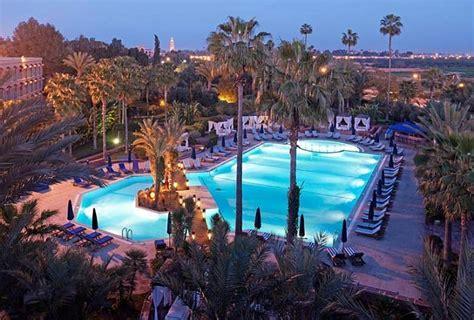 hotel le meridien n fis marrakech marrakesh مراكش