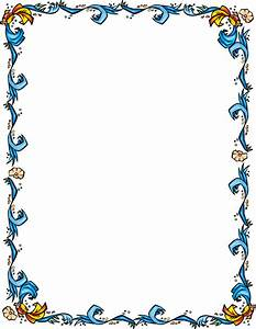 Free Summer Clip Art Borders - ClipArt Best