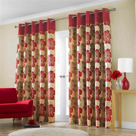 red curtains decorating ideas room decorating ideas