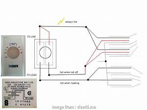 Dayton Thermostat Wiring Diagram New Baseboard Heater Wire