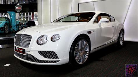 Bentley Continental Gt 2016, Dubai, Uae
