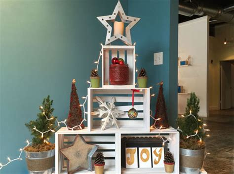 christmas decorating ideas  small space