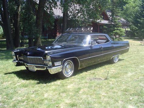 1968 Cadillac Coupe Deville -sedan-472 Big Block V8- 40k