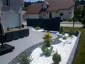 idee terrasse jardin paysagiste architecte jardin horenove With photo amenagement terrasse exterieur 11 decoration salon tv