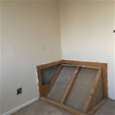 cabin bed   stairs bulkhead