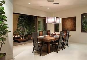 12 salles a manger embellies par des portes coulissantes With porte coulissante salle a manger