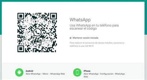 El Codigo Qr De Whatsapp