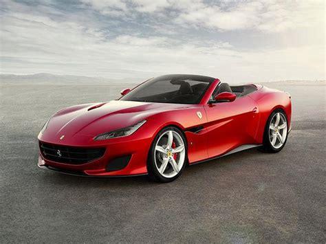 future ferrari models the portofino is going to influence all future ferrari