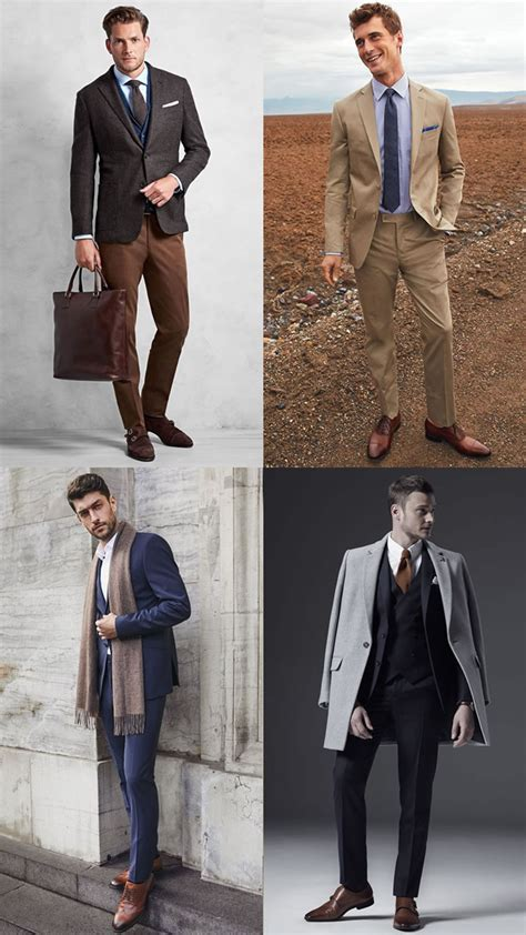 What to Wear with Brown Dress Shoes