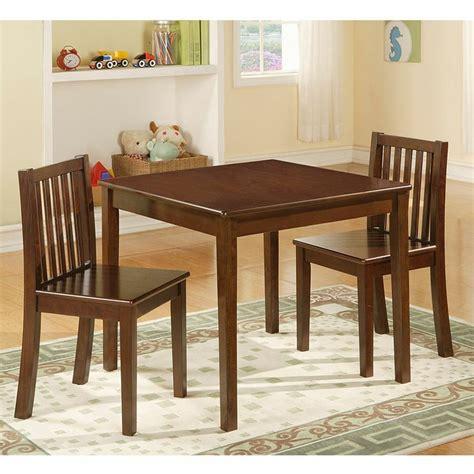 Big Lots Kitchen Table Chairs 3 wood kiddie table chair set at big lots kid