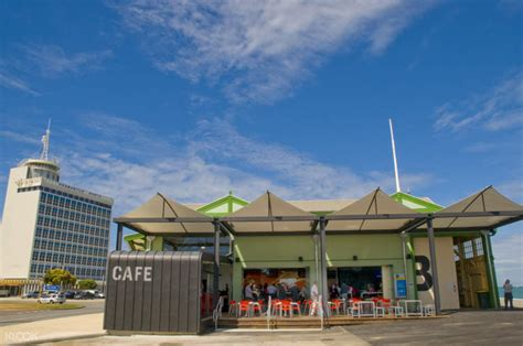 Rottnest Express B Shed by Rottnest Island Ferry Extended Stay Return Ticket