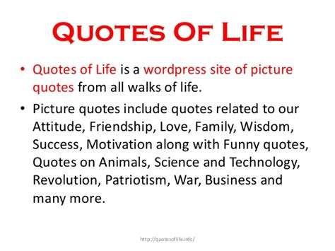 Quotes Walks Of Life