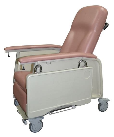 hospital bed accessories geriatric chair recline w