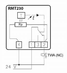 2 Wire - 3 Wire - No Volts Room Thermostats