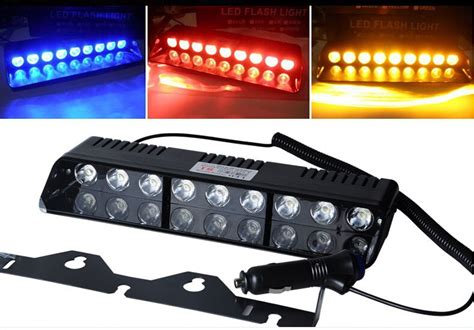 emergency vehicle lights uses and applications of emergency vehicle lights led