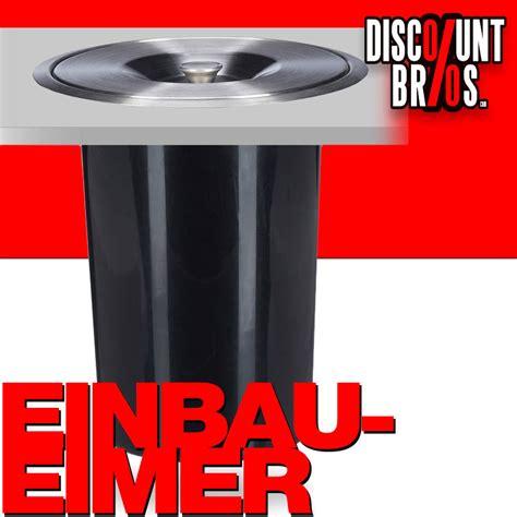 Mülleimer Für Einbauschränke by Einbaum 252 Lleimer Abfalleimer F 252 R Den Einbau In