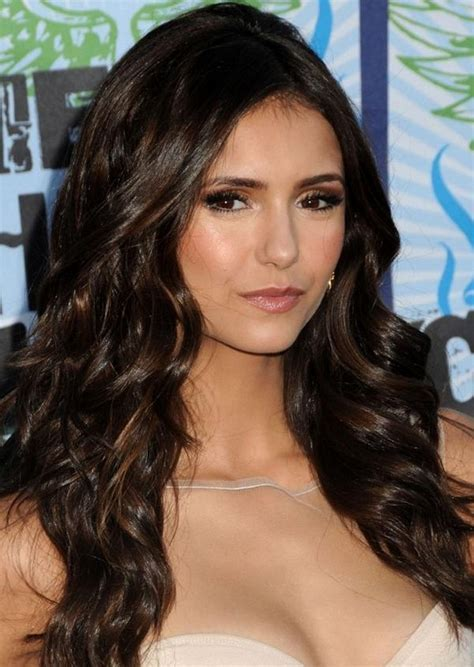 Brunette Hair With Caramel Highlights   Pretty Designs