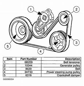 2002 Mercury Sable Engine Diagram 2007 Mercury Milan