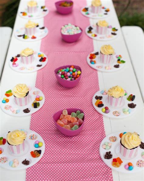 Kara's Party Ideas Shabby Chic Baking Themed Birthday Party