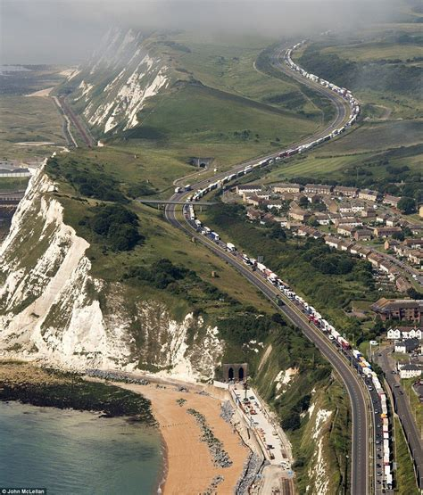 Thousands of holiday makers heading to Dover stranded for ...