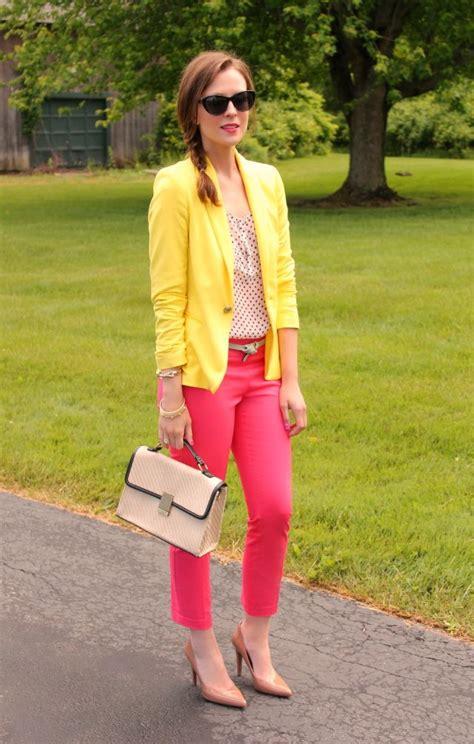 Neon Outfit Ideas u2013 How To Wear Neon 2018 | FashionTasty.com
