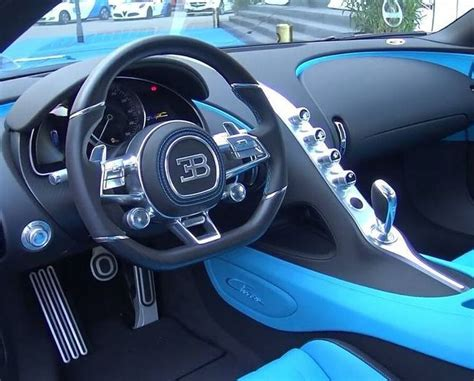 Chiron Blue Interior ! Rate 1-10! Photo By