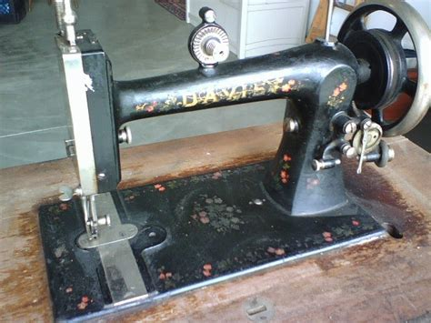the opinionated one speaks the davis vertical feed sewing machine