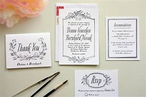 diy wedding invitations made easy With easy diy wedding invitations instructions