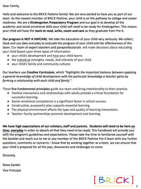 letter peshine avenue school