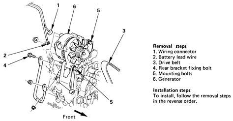 Isuzu Trooper Alternator Wiring Diagram Free