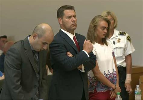 michelle carter headed  prison  convincing boyfriend