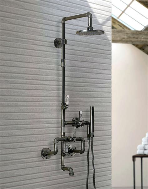 Bathroom Tub Fixtures by Watermark Designs Thermostatic Shower Fixture Products I