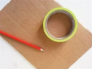 Objet En Carton Facile A Faire : fabriquer un petit tambour chinois am ~ Melissatoandfro.com Idées de Décoration