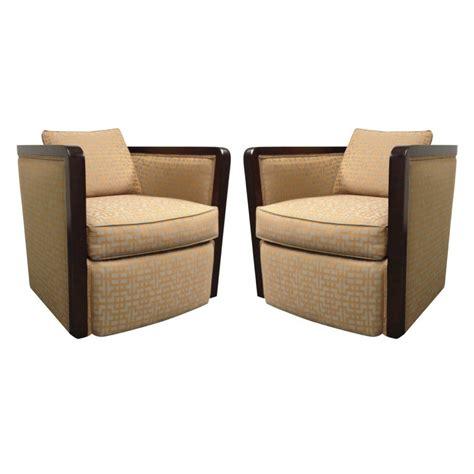 vanguard living room slade swivel glider chairs pair