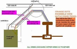 Hampton Bay Ceiling Fan Capacitor Wiring Diagram