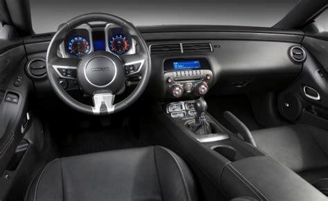 Camaro Wins Best Sports Car Interior Award At Wardsauto