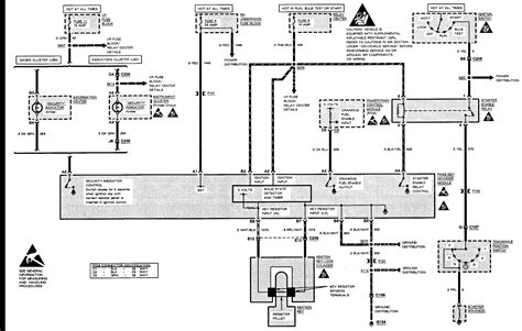 2001 Buick Park Avenue Wiring Diagram by A 95 Buick Park Ave That Won T Run It Starts And
